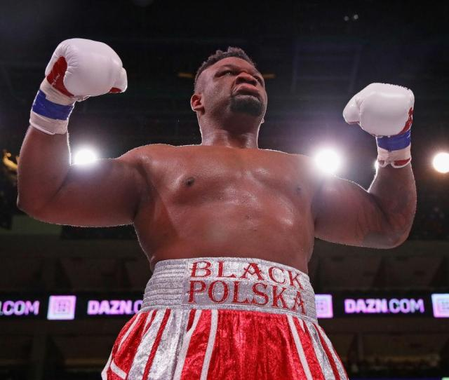 Jarrell Miller Claims He Has Never Knowingly Taken A Banned Substance