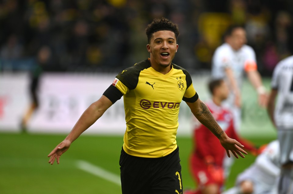 Jadon Sancho Borussia Dortmund Won T Want To Lose