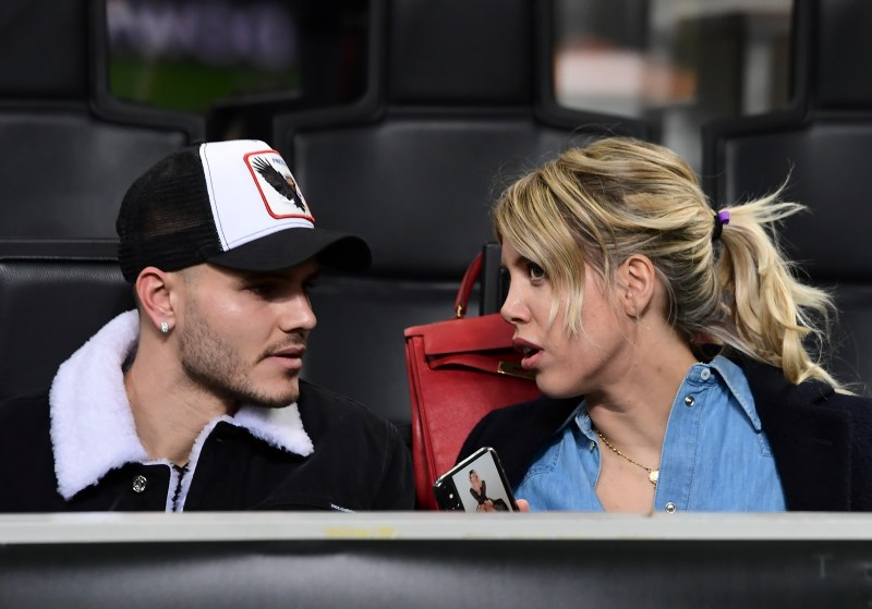 Icardi and his wife Wanda rejected the idea of leaving Paris for Newcastle