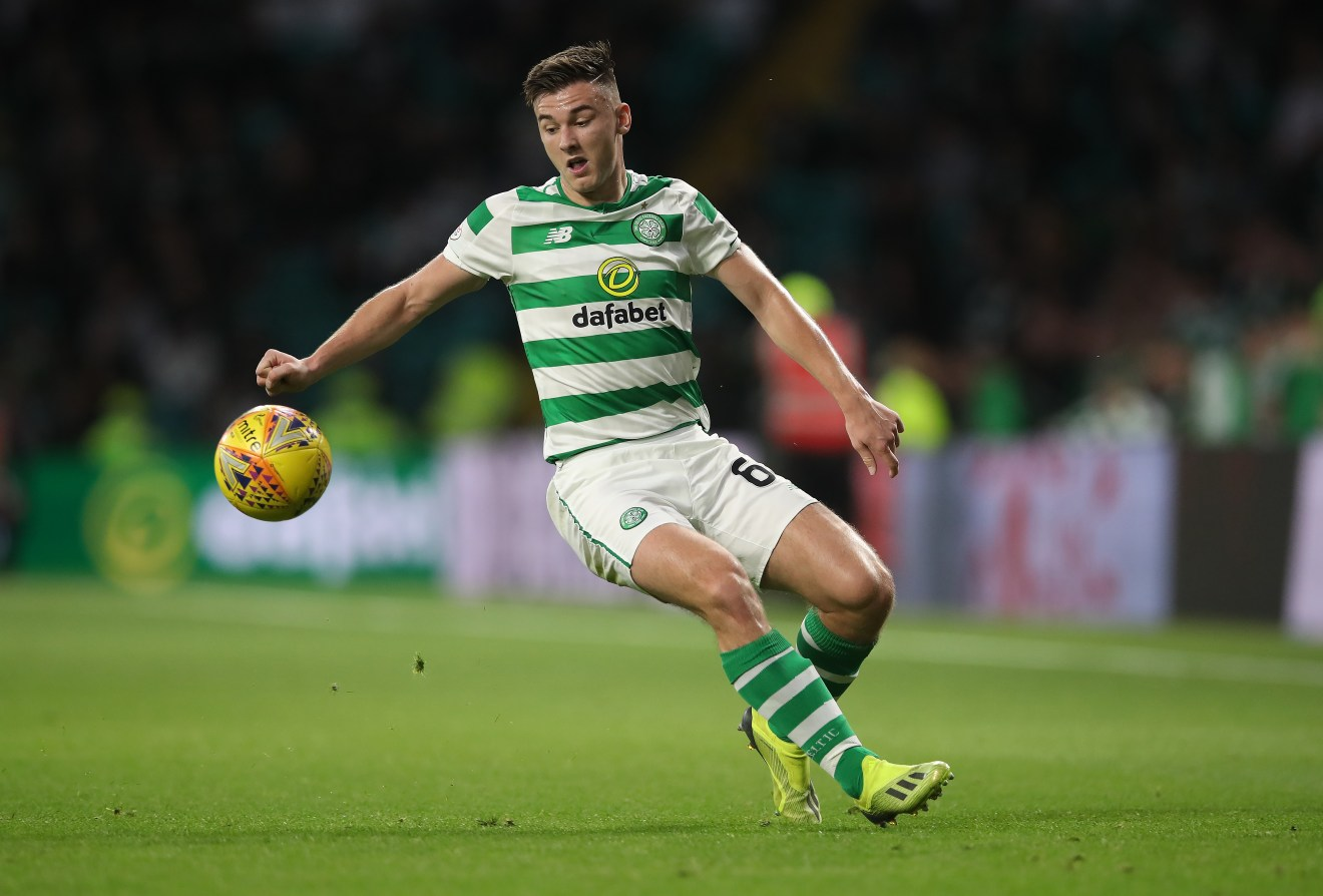 Image result for pictures of kieran tierney