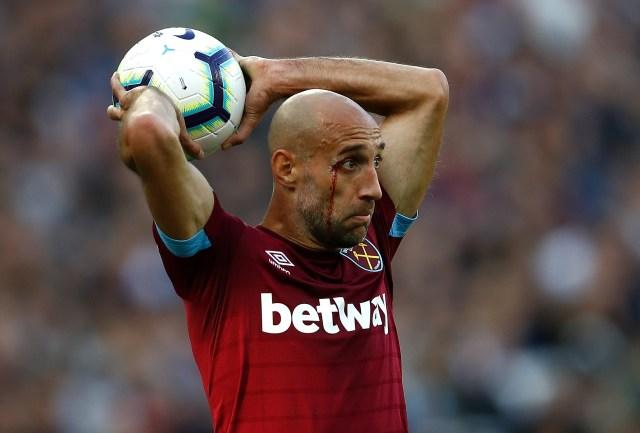 Pablo Zabaleta feels West Ham have missed opportunities
