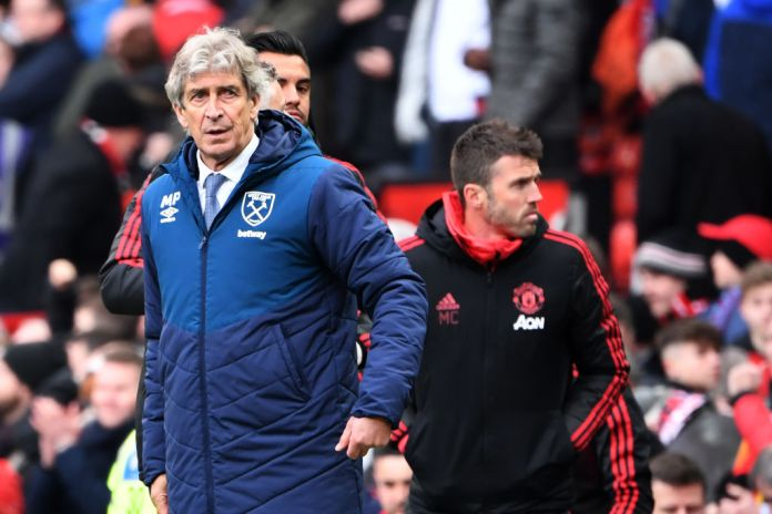 Pellegrini's men caused many problems to their opponents, but left the Old Trafford empty-handed