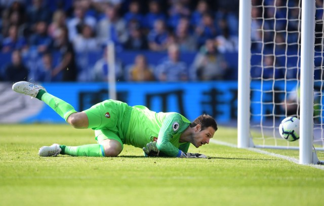 Asmir Begovic has the most errors leading to goals this season