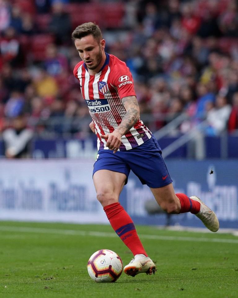 Transfer News Where Atletico Madrid Midfielder Saul