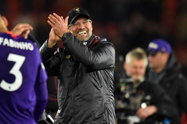 Jurgen Klopp's Liverpool take on Barcelona tonight