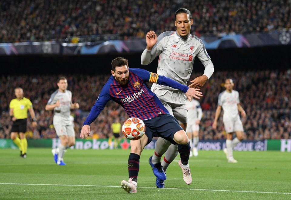 Liverpool Star Virgil Van Dijk Odds On To Win The Ballon D