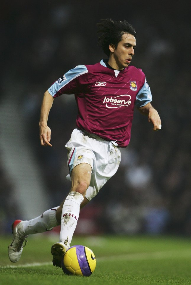 Benayoun was a star performer for West Ham on their return to the Premier League
