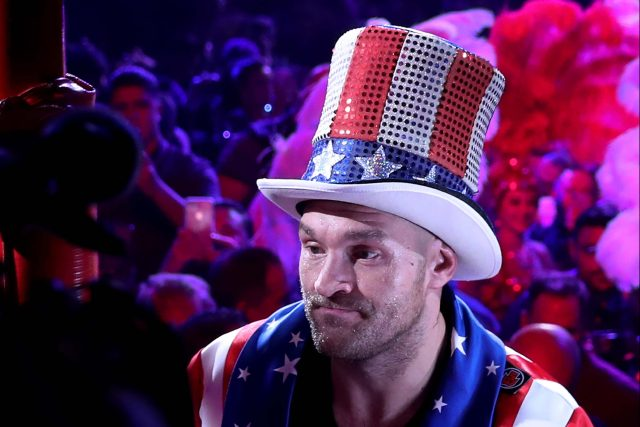 Tyson Fury has mapped out his plans