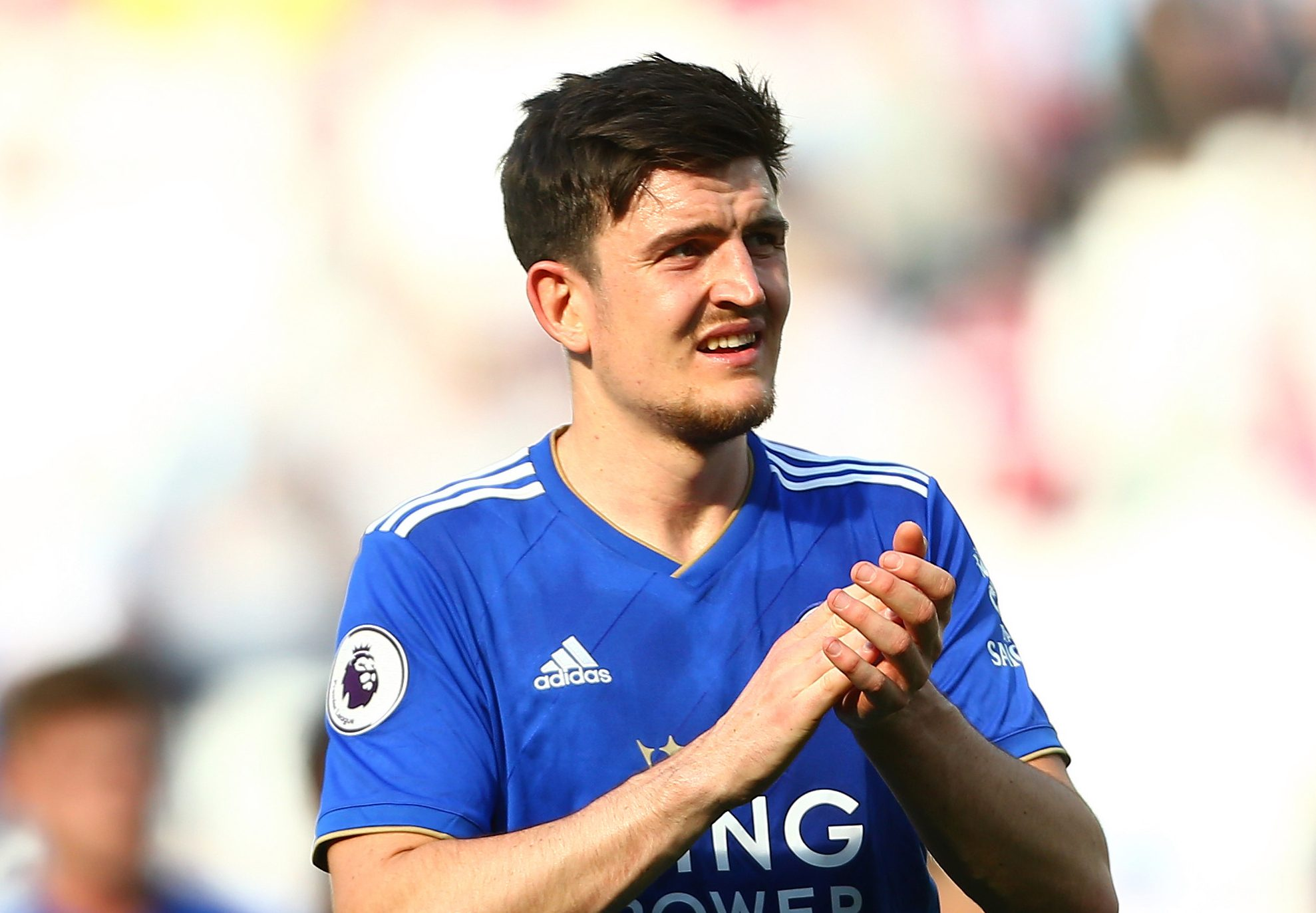 Maguire has told Leicester he wants to leave