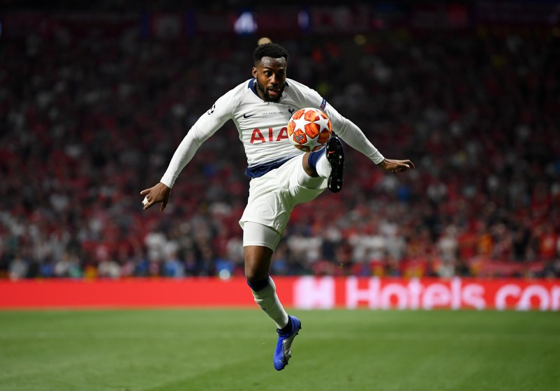 Liverpool and Manchester United are both interested in Danny Rose