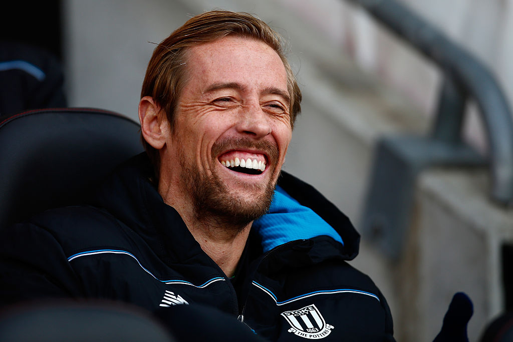 Crouch is now a free agent but he is not sure whether he will retire