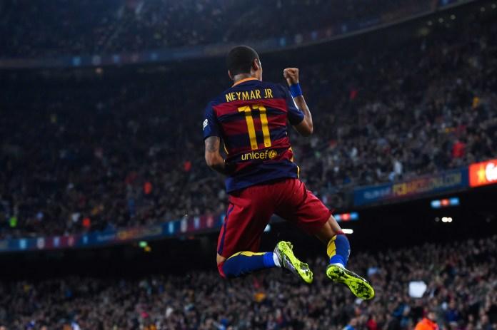 Neymar könnte eine sensationelle Rückkehr nach Camp Nou erleben