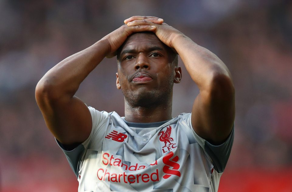 Sturridge allegedly passed on information about possible moves to Inter and West Brom – the club he eventually joined