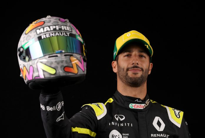 Daniel Ricciardo spoke exclusively to talkSPORT amid the coronavirus pandemic