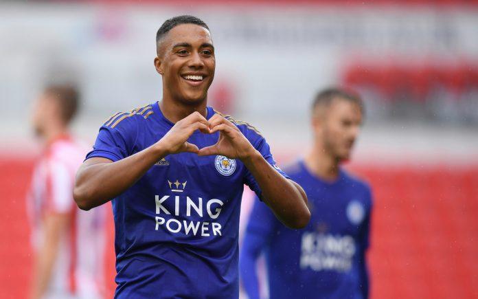 Tielemans impresionó durante su breve período de préstamos en Leicester la temporada pasada