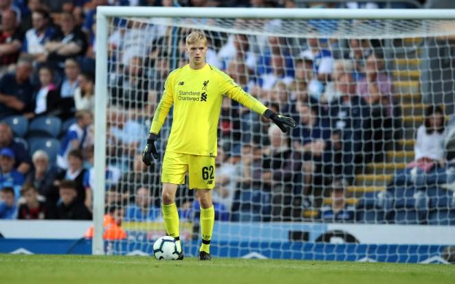 Caoimhin Kelleher has come through Liverpool's academy