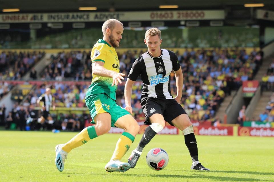 Norwich Hero Teemu Pukki Wasn T An Out And Out Goalscorer