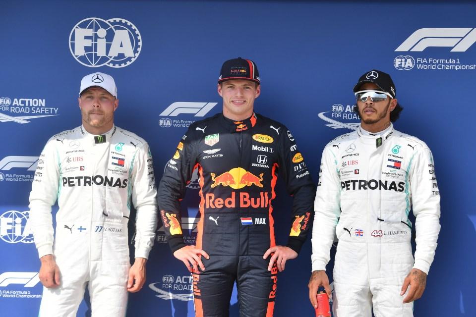 Hungarian Grand Prix Qualifying Max Verstappen Beats