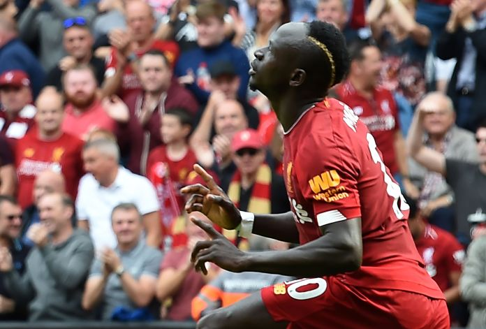 Sadio Mane, who scored 14 Premier League goals at the end of the season, could miss the title this season