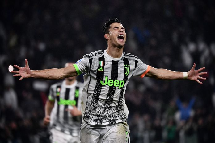 Cristiano Ronaldo is one of the leading goalscorers ever