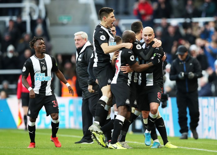 Newcastle will need a result against the Premier League's best performing Boxing Day side to improve on their own record