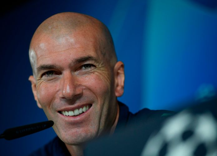 Zidane has warned Liverpool they will be eliminated if they face Real Madrid