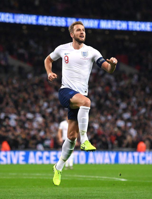 Can Harry Kane dethrone Wayne Rooney as Englands top scorer?