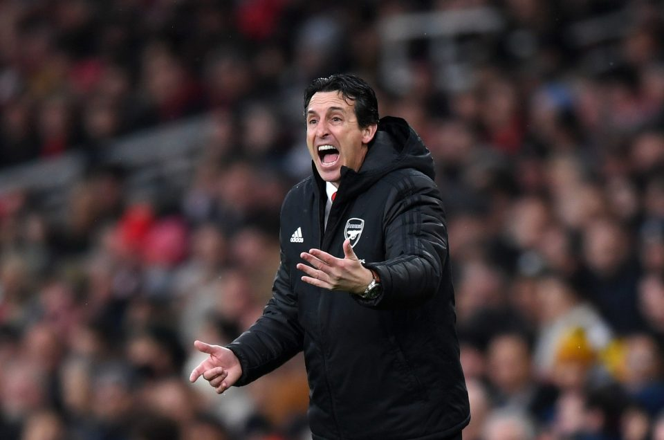 Pressure is growing on Emery after a woeful run on form