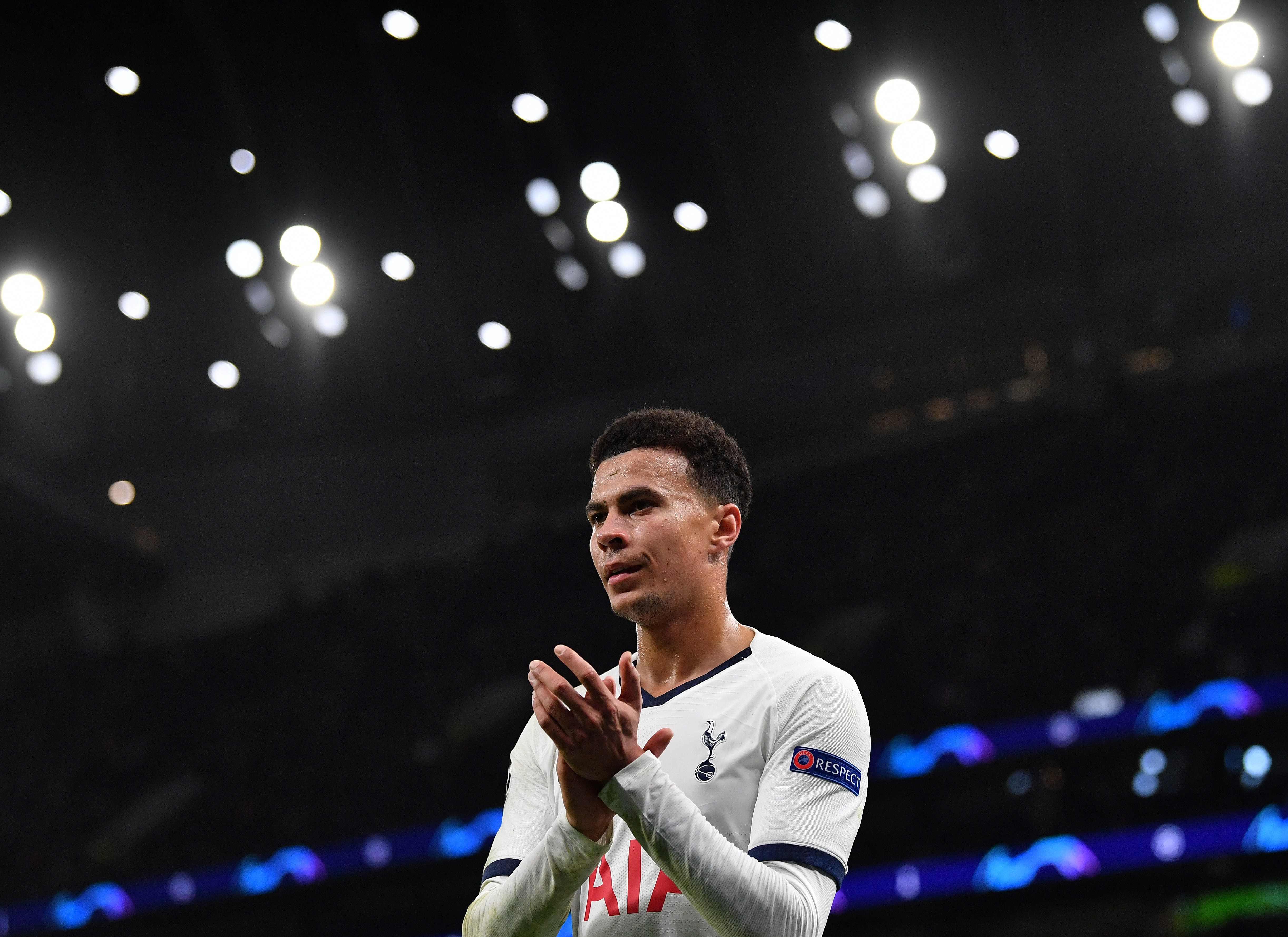 Tottenham's Dele Alli to miss Premier League restart clash against Manchester United after receiving ban for s thumbnail