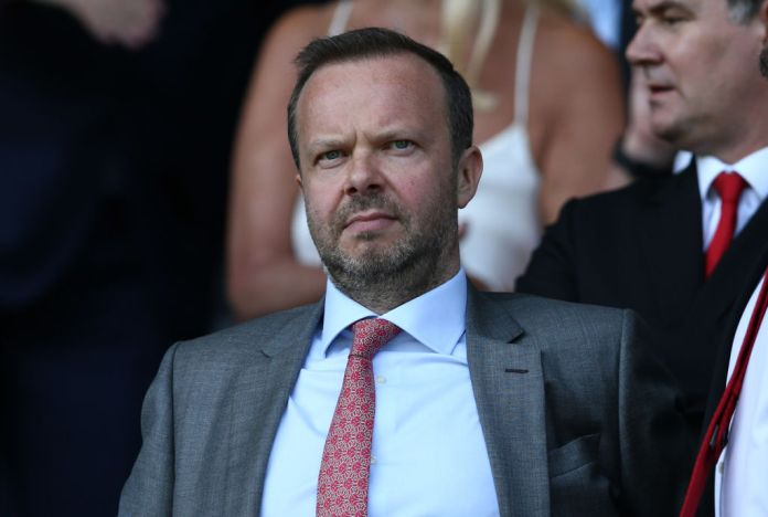 Ed Woodward maintains Manchester United are heading in the right direction under Ole Gunnar Solskjaer