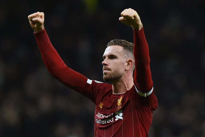Henderson has led the players' response to the crisis