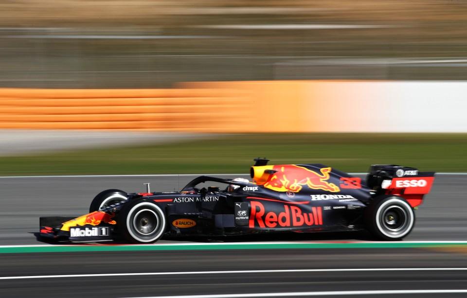 F1 2020 Season Driver Line Ups New Cars And Race