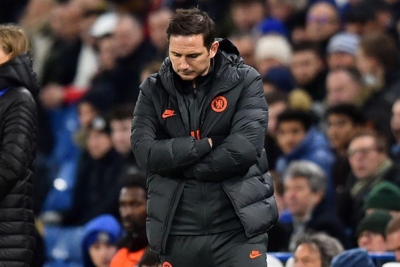 Cascarino criticized Lampard's management style