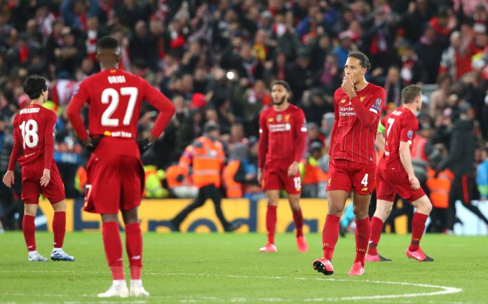 Despite their wobble at home and in Europe, the Premier League title is within Liverpool's grasp