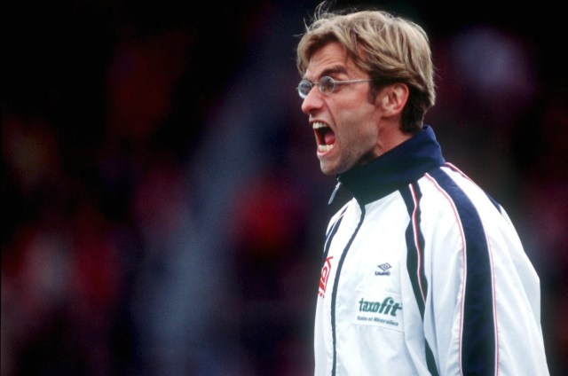 Sacchi's style made a mark on Klopp, who achieved huge success with Mainz and Borussia Dortmund