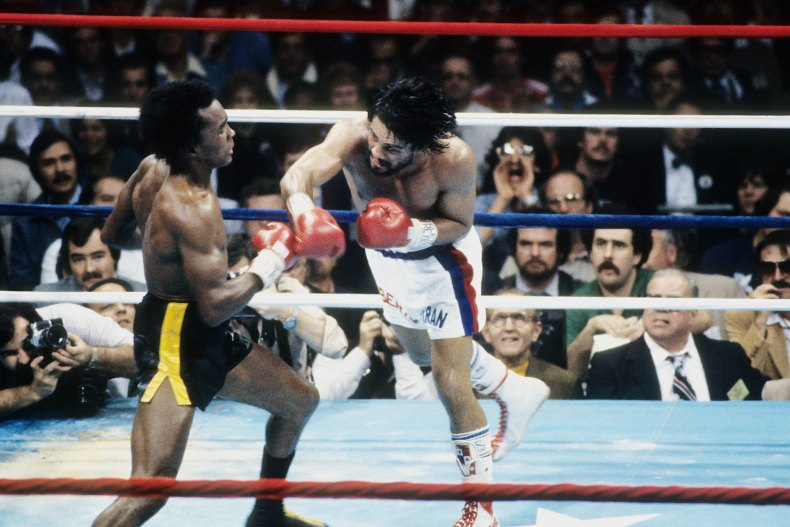 Sugar Ray established himself as the best welterweight in the world at the start of the decade