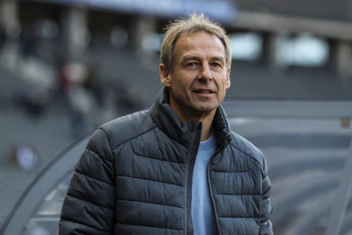 Klinsmann, Tottenham'daki iki sezonunda bir hit oldu.
