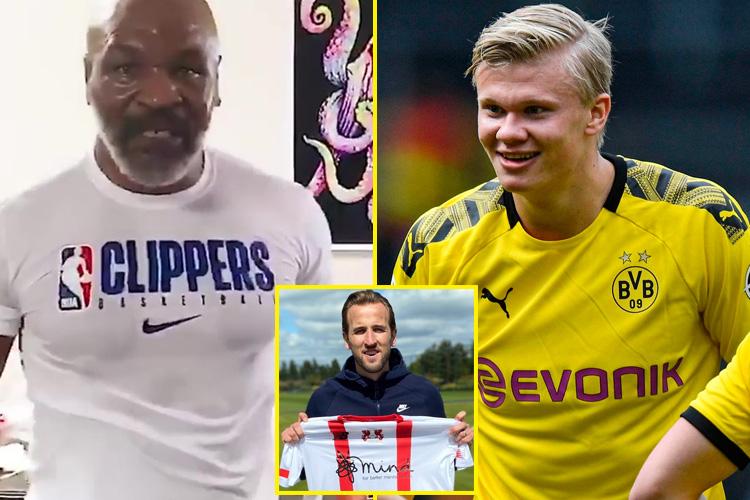 What we've loved in sport: Erling Haaland scoring on Bundesliga return, Harry Kane donating Leyton Orient s thumbnail