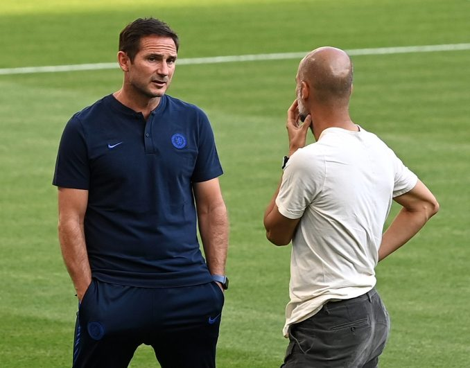 Frank Lampard is emerging as a serious manager in the Premier League
