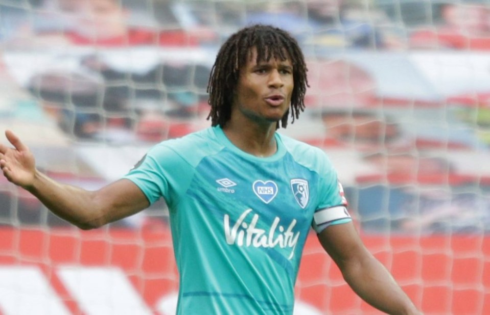 Nathan Ake Man City Approach Bournemouth Over 35m