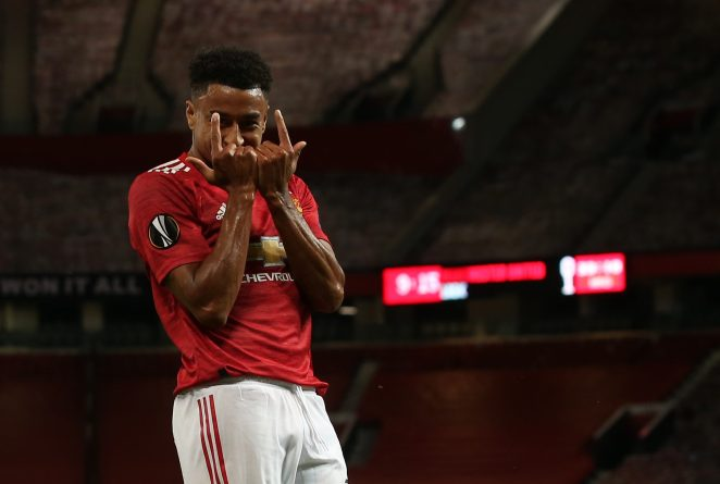 Man United beat LASK 7-1 on aggregate in the Round of 16