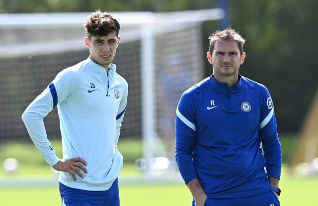 How do Chelsea get the best from Kai Havertz? Why Frank Lampard was RIGHT  to play him up front and Hakim Ziyech could be the missing puzzle piece