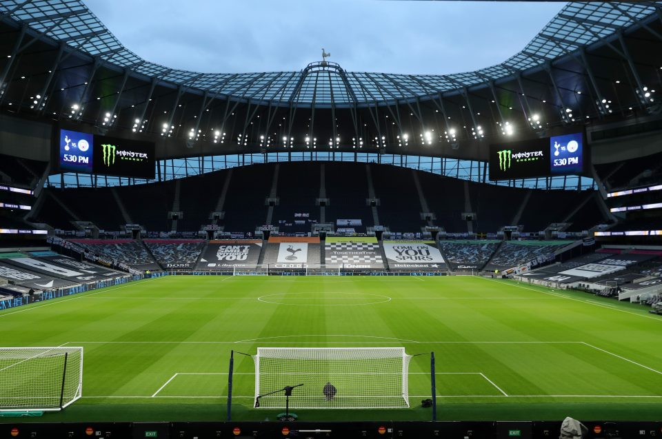 Tottenham Hotspur Stadium clash to host one of biggest boxing bouts of the year