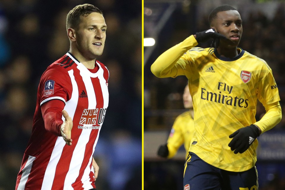 Sheffield United Vs Arsenal Live Today Exclusive Coverage