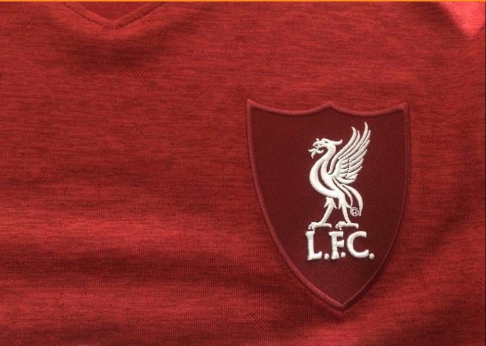 Liverpool S New Balance Home Kit For 2020 21 Season Leaked