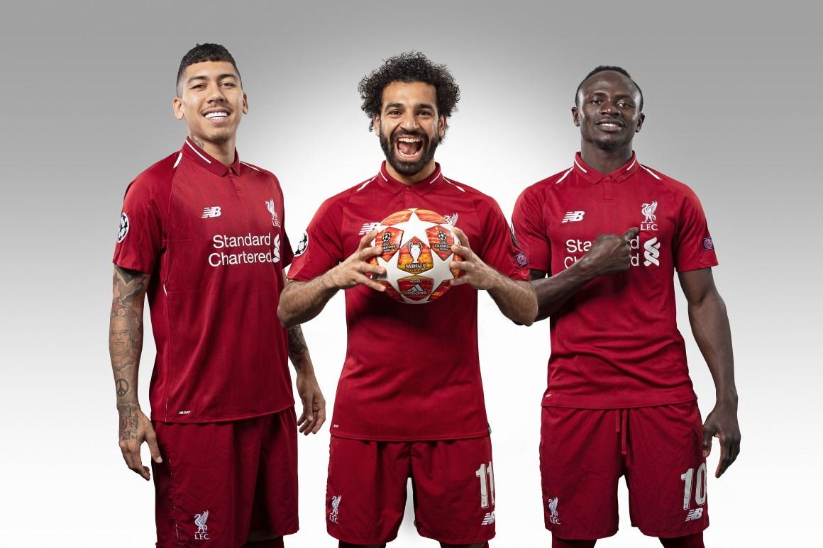 Mo Salah, Sadio Mane and Roberto Firmino reach incredible milestone number  of combined goals for Liverpool under Jurgen Klopp