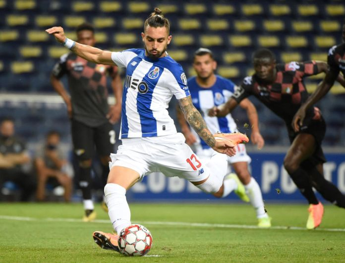 Telles, 27, established himself as one of the best left-backs in Europe and managed 12 assists for Porto last season