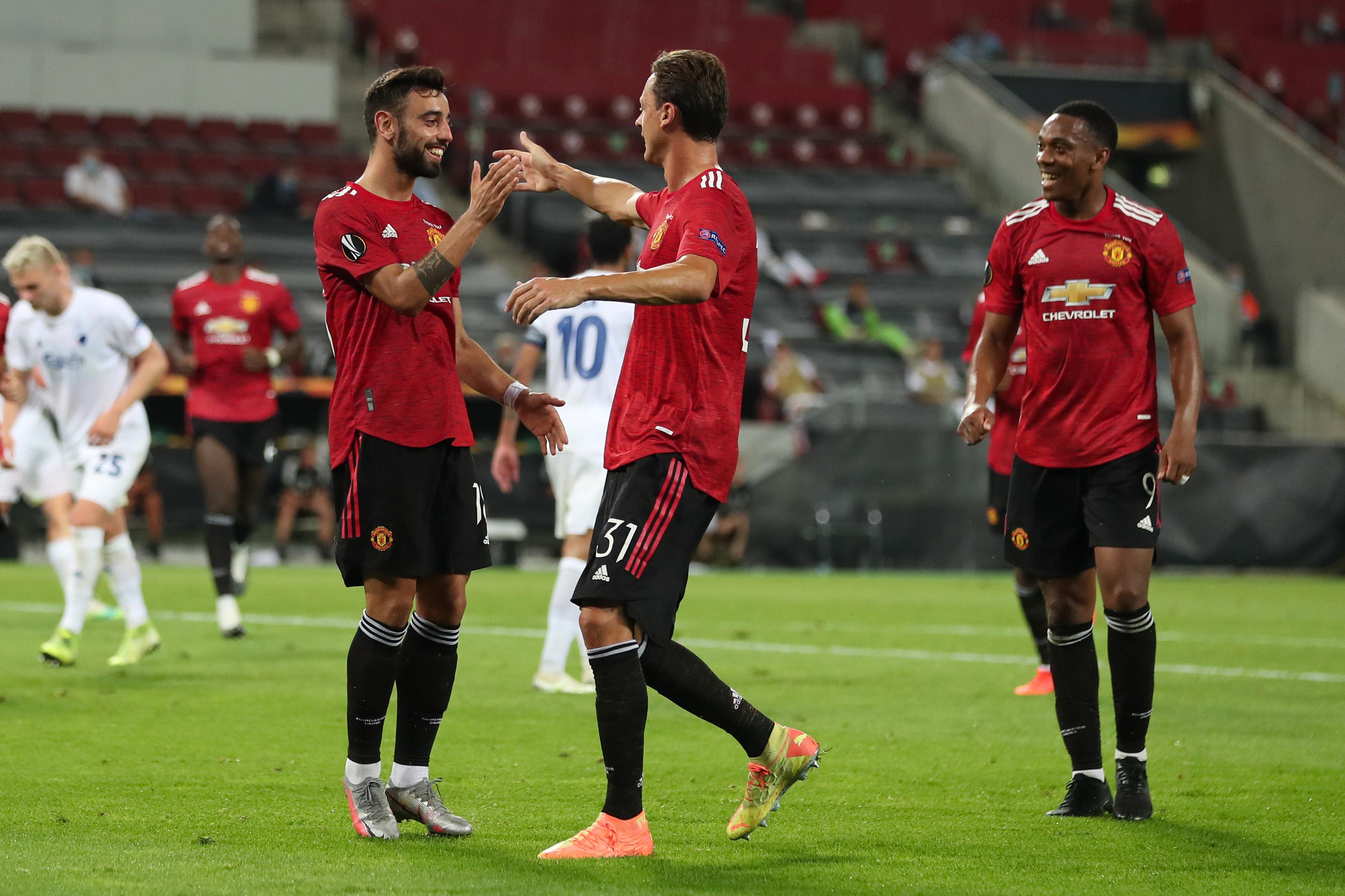 Manchester United v Sevilla LIVE commentary: Confirm team news as Ole Gunnar Solskjaer drops De Gea for thumbnail