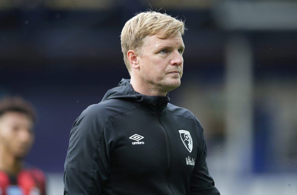 Howe left Bournemouth by mutual consent at the end of last season
