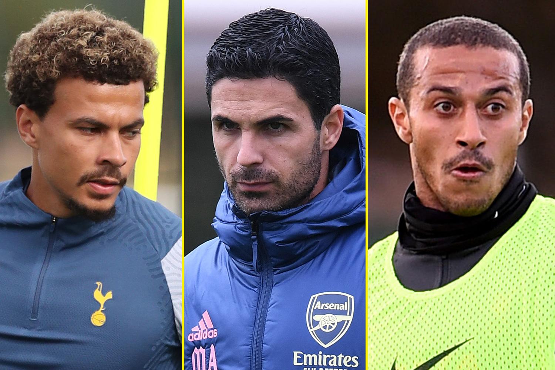 Transfer gossip and football news LIVE: Alli axed from Tottenham squad vs Chelsea, Man United want £45m Sarr, thumbnail